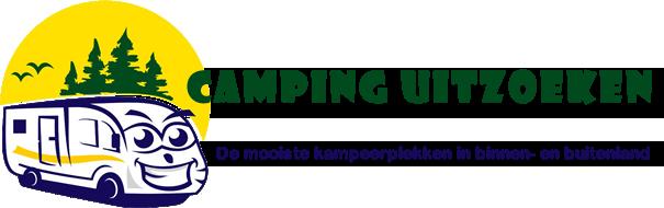 Camping Uitzoeken Logo